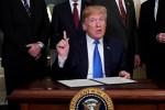 Mỹ áp thuế 60 tỷ USD đối với hàng hóa Trung Quốc