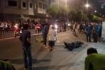 Chạy xe máy với tốc độ cao trên phố ở TP.HCM, nam thanh niên chết thảm