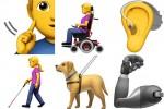 Apple đề xuất 13 emoji đại diện cho người khuyết tật