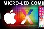 Bí mật công nghệ MicroLED mà Apple muốn đưa lên iPhone