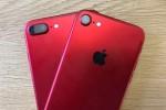 Apple chuẩn bị ra mắt iPhone 8 và 8 Plus màu đỏ?