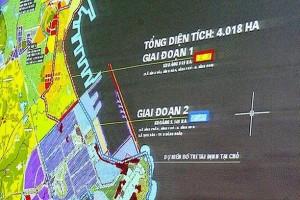 """""""Hỏa tốc"""" với dự án sân golf, resort 3.800ha trùm cả ra đảo Lý Sơn!"""