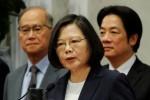 """Đài Loan tuyên bố """"không chịu đựng Trung Quốc nữa"""""""