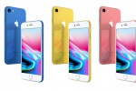 Ba màu mới của iPhone 8s