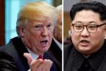 Ông Trump ngỏ ý mời ông Kim Jong-un thăm Nhà Trắng