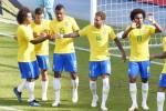 ĐT Brazil: Sự tự tin đầy chết chóc