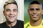Robbie Williams, Ronaldo biểu diễn khai mạc World Cup
