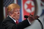 Trump nói sẽ chấm dứt tập trận với Hàn Quốc, chiến tranh Triều Tiên sớm kết thúc
