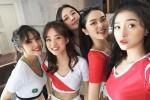 Nhìn gần dàn hot girl khoe sắc cổ vũ World Cup 2018