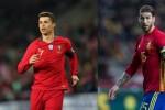 Năm át chủ bài quyết định thành bại trận Tây Ban Nha vs Bồ Đào Nha