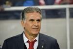 HLV Queiroz cầu xin sự đối xử công bằng cho các tuyển thủ Iran