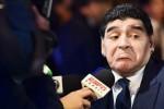 """Maradona: """"Sampaoli không xây dựng nổi một đội bóng"""""""