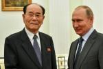 Nga tính xây đường ống dẫn khí đốt qua Triều Tiên