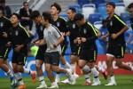 """Đối phó Thụy Điển, Hàn Quốc áp dụng """"bài độc"""" của HLV Park Hang Seo"""