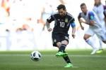 Messi lên tiếng về quả phạt đền hỏng ăn trước Iceland
