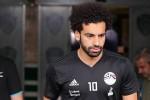 Salah đủ sức đá chính với chủ nhà Nga