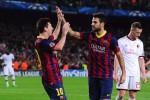 Vì Messi, vợ Fabregas cám ơn Nigeria
