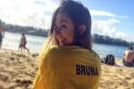 Mất hồn với dàn kiều nữ cháy hết mình vì Brazil