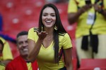 Tạm biệt những cô nàng Colombia nóng bỏng