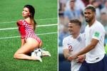 Trước tứ kết, tuyển thủ Anh được mỹ nữ Playboy 'thả thính'