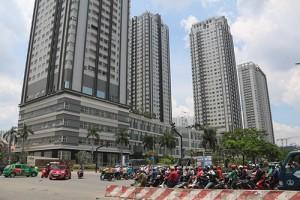 6 quận ở Sài Gòn được ưu tiên xây chung cư cao tầng