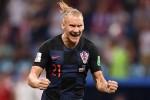Croatia xáo trộn hàng thủ trước trận gặp Anh
