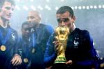 Griezmann chưa dám tin đã trở thành nhà vô địch thế giới