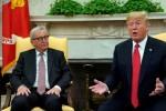 """Tổng thống Mỹ """"nhượng bộ lớn"""" trong đàm phán thương mại với châu Âu?"""