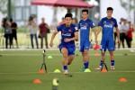 Hàng thủ ổn định của Olympic Việt Nam dưới thời HLV Park Hang Seo