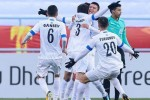 Olympic Uzbekistan mang sang Việt Nam đội hình từng đánh bại thầy trò HLV Park Hang-seo