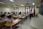 """Ðại biểu Quốc hội, PGS.TS Triệu Thế Hùng: Nhiều trường ÐH """"ngại"""" tổ chức thi riêng"""