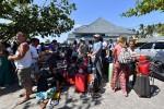 Indonesia sơ tán hơn 1.000 du khách sau động đất