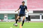 Olympic Thái Lan tăng cường ngôi sao trước thềm Asiad 2018