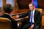 Thủ tướng Medvedev: Nga luôn sẵn sàng làm bạn với Mỹ