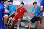 Quang Hải không dính chấn thương, HLV Park Hang Seo thở phào