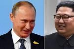 Tổng thống Putin muốn gặp ông Kim Jong-un và thảo luận hợp tác cùng liên Triều