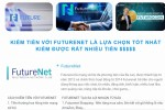 Bộ Công thương khuyến cáo người dân không tham gia vào mạng lưới kiếm tiền online FutureNet