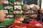Nông sản Trung Quốc nhái hàng Đà Lạt: Ồ ạt đổ về TP.HCM
