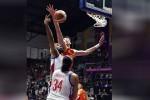 Bi hài trận bóng rổ Trung Quốc - Philippines ở Asiad