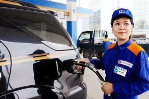 Petrolimex tuyên bố giảm 300 đồng mỗi lít xăng dầu hàng tuần