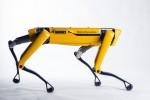Chó robot ra đời chưa lâu đã lo… thất nghiệp
