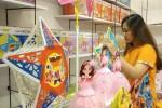 Lồng đèn Trung Quốc tái xuất nhưng vắng người mua