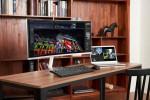 Samsung ra mắt màn hình cong QLED Thunderbolt 3