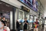 Xuất hiện hình ảnh được cho là Cát Phượng - Kiều Minh Tuấn ở sân bay