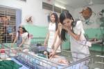 Hoa hậu, Á hậu HHVN 2018 đón Trung thu với trẻ em đặc biệt