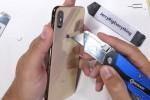 Điện thoại siêu đắt iPhone Xs Max có độ bền ra sao?