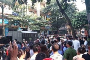 """3 người bị giết ở Thái Nguyên: """"Nghi phạm có dấu hiệu hoang tưởng"""""""