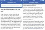 Facebook gửi cảnh báo cho người Việt, thừa nhận bị tấn công