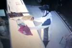 Truy tìm kẻ bịt mặt nghi dùng súng cướp tiệm vàng