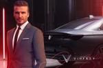 """David Beckham hết lời khen ngợi về sáng tạo của VinFast: """"Tôi biết rằng, người Việt Nam sẽ phải tự hào lắm!"""""""